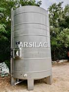 ARSILAC - Cuve inox - 209 HL