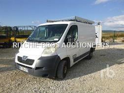 Peugeot BOXER Vehicule Utilitaire Double Cabine