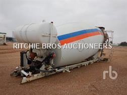 Liebherr 904F Chassis Malaxeur 9m3 Mixer