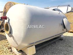 ARSILAC - Cuve fibre - Fermée - 36 HL