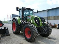 Claas AXION810VARI