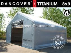 Divers Lagerzelt 8x9x3x5 m Lagerhalle Zelthalle