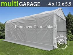 Divers Lagerzelt 4x14x4,5x5,5 m Lagerhalle Zelthalle Zelt