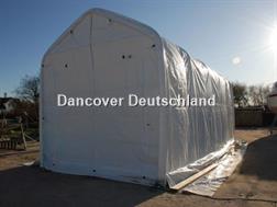 Divers Lagerzelt 3,5x10x3,3x3,94 m Lagerhalle Zelthalle Z
