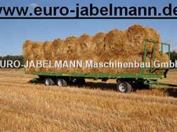Pronar 3-achs Ballentransportwagen, TO 26; 18,0 to, NEU