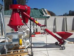 Conpexim M502.2 Vorreiniger NEU Leistung 15t/h