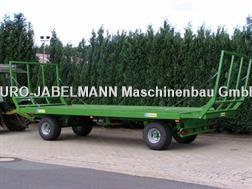 Pronar ab Lager, 2-achs Ballentransportwagen, TO 25 M; 12