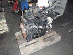 Case IH MXU 100 Motor / Engine