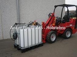 Divers AB Mobil-Højtryksrenser 170/14 - Hydraulisk