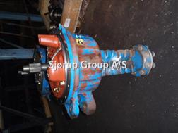 Ford 6640 Bagaksel H / Rear axle R