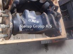 Deutz-Fahr DX 4.30 Bagaksel H / Rear axle R