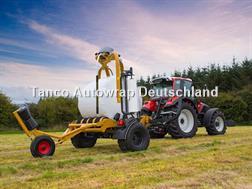 Tanco 1400 V - Wickeln in Höchstgeschwindigkeit