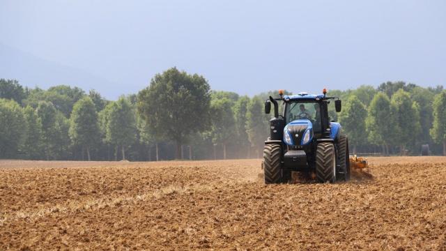 Tracteurs New Holland - Des T8 à chenilles aux T9 et ses pneus Michelin de 2,32 m
