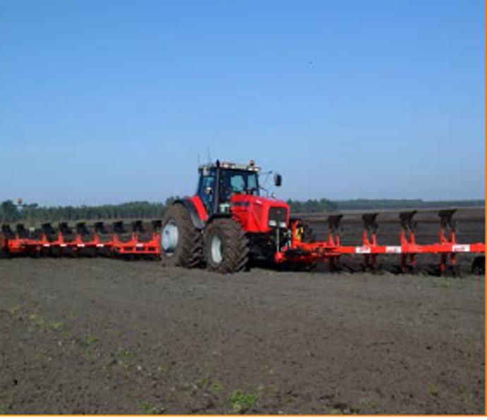 La cote agricole d'occasion tracteur - Massey Ferguson 8280, une traction record