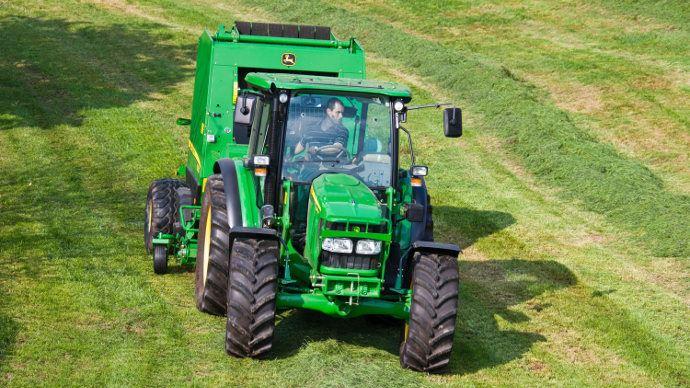 Avant-première - Nouveaux tracteurs John Deere dès l'automne
