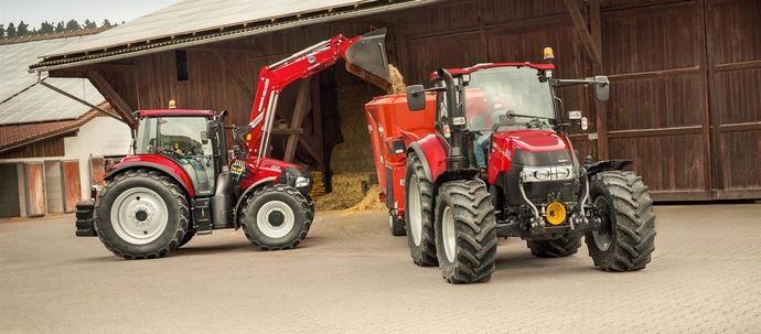 Nouveauté tracteur - Case IH lance le Luxxum
