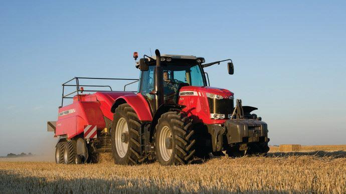 La cote agricole d'occasion tracteur - Massey Ferguson 7624, un tracteur sobre, puissant et efficace