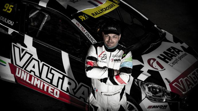 Info firme - Valtra dans la course pour le championnat de rallycross