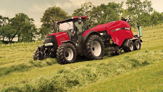 Tracteur Case IH - Le nouveau Puma classé X!