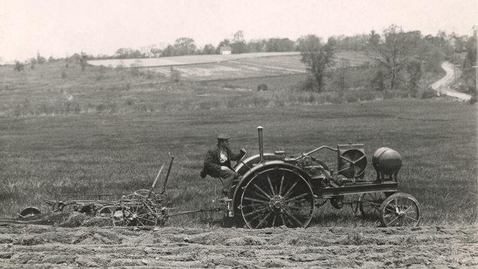 Histoire du machinisme - 2018: 100 ans de tracteurs John Deere