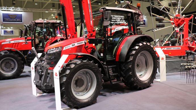Agritechnica - Massey Ferguson ouvre le bal des nouveautés tracteurs