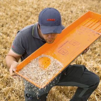 Moissonneuse-batteuse Claas - 349,8t de blé en 8 h: le record établi par la Lexion nouvellegénération!