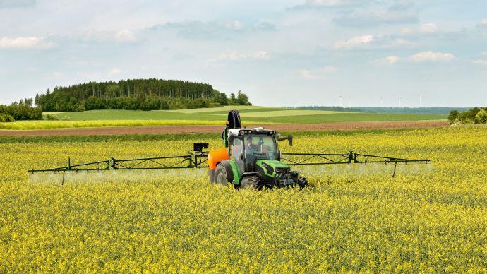 Nouveauté tracteur Deutz-Fahr - 5D TTV: la gamme passe-partout qui promet performance, confort et polyvalence