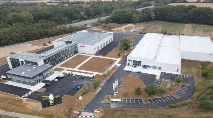Investissements - Claas met le paquet pour faire de la France sa vitrine de la machine agricole