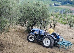 Nouveautés… Tracteurs spécialisés - New Holland mise sur la simplicité