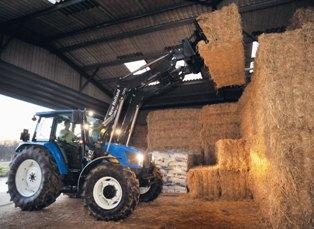 Nouveauté… Tracteur - New Holland complète sa gamme T 5000
