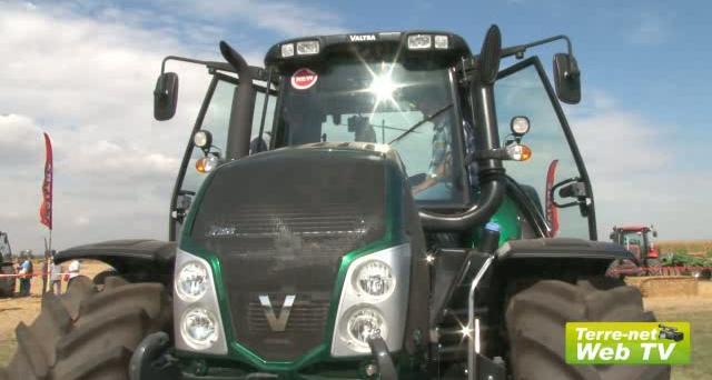 Tracteur Valtra - Prenez le volant de la série T