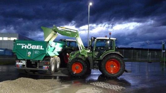 A lire sur Terre-net.fr - Présentation des tracteurs Fendt 500 Vario à Marktoberdorf