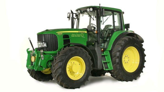 La cote agricole d'occasion tracteur - John Deere 6930 Premium, le Best Seller de la fin des années 2000