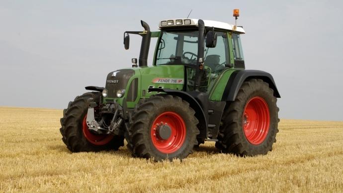 La cote agricole d'occasion tracteur - Fendt 716 Vario, le premier Fendt avec Variotronic
