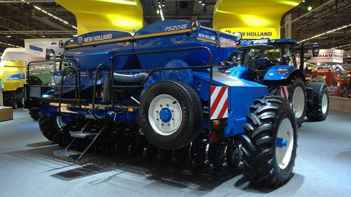 Collaboration Semeato - New Holland - Le plan d'action se précise