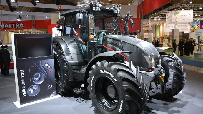 Tracteurs agricoles - Valtra « sans limites » pour s'adapter aux exigences du marché