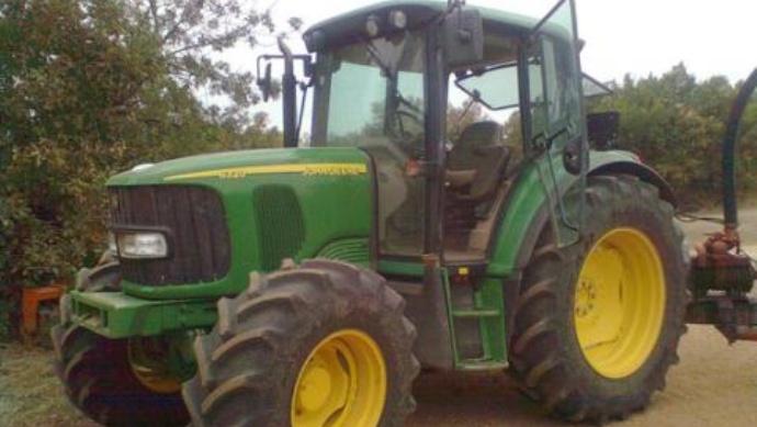 La cote agricole d'occasion tracteur - John Deere 6320 Premium, les débuts du Common Rail de la marque