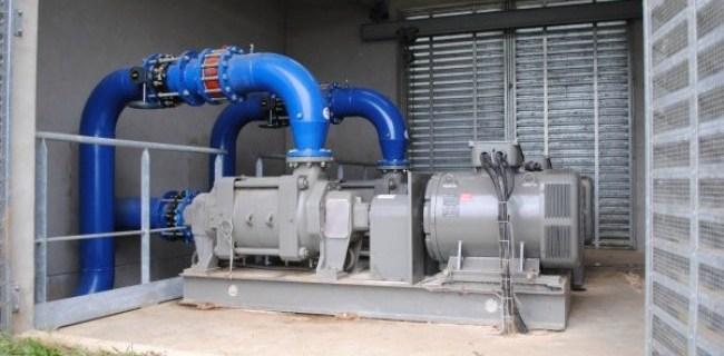 Pompe 20 Kw - 600 m3/h - 13 bar