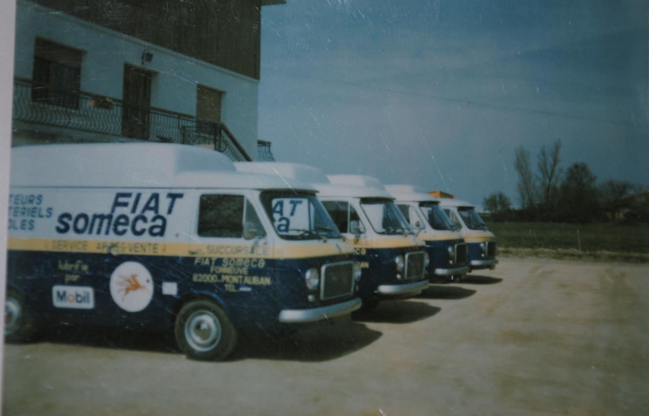1980 Fiat Someca Montauban