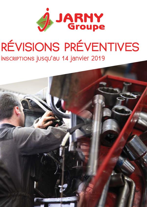 Révisions préventives