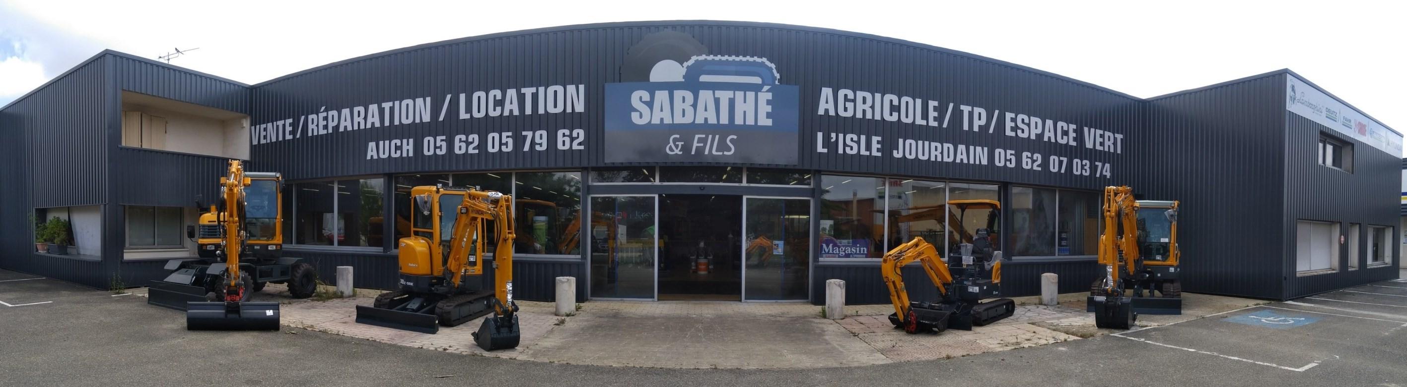 Sabathe & Fils