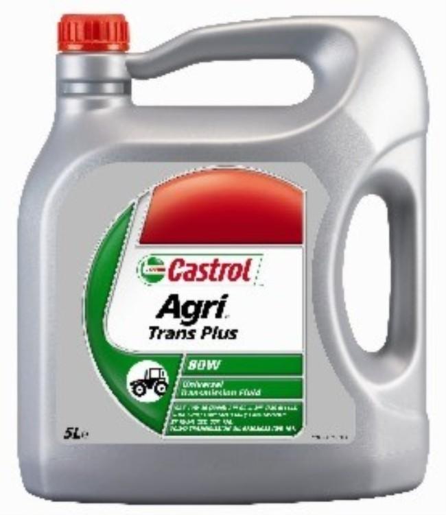 Castrol Agri Power Plus Huile Minérale pour moteur haute performance API CH-4/SJ ACEA E7/E5/E3/B3/A2 CAT ECF 1-a