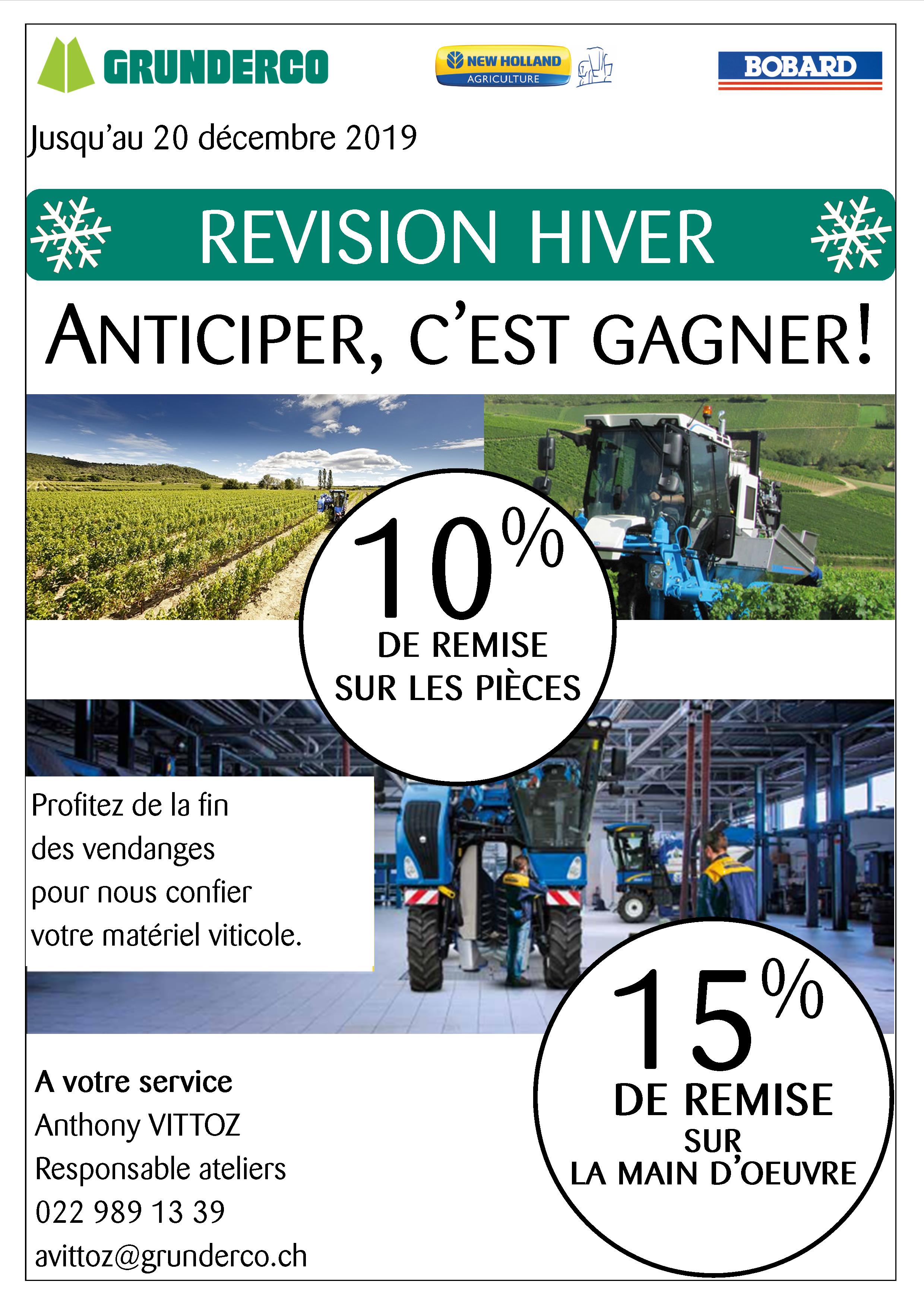 ACTION, REVISION HIVER!