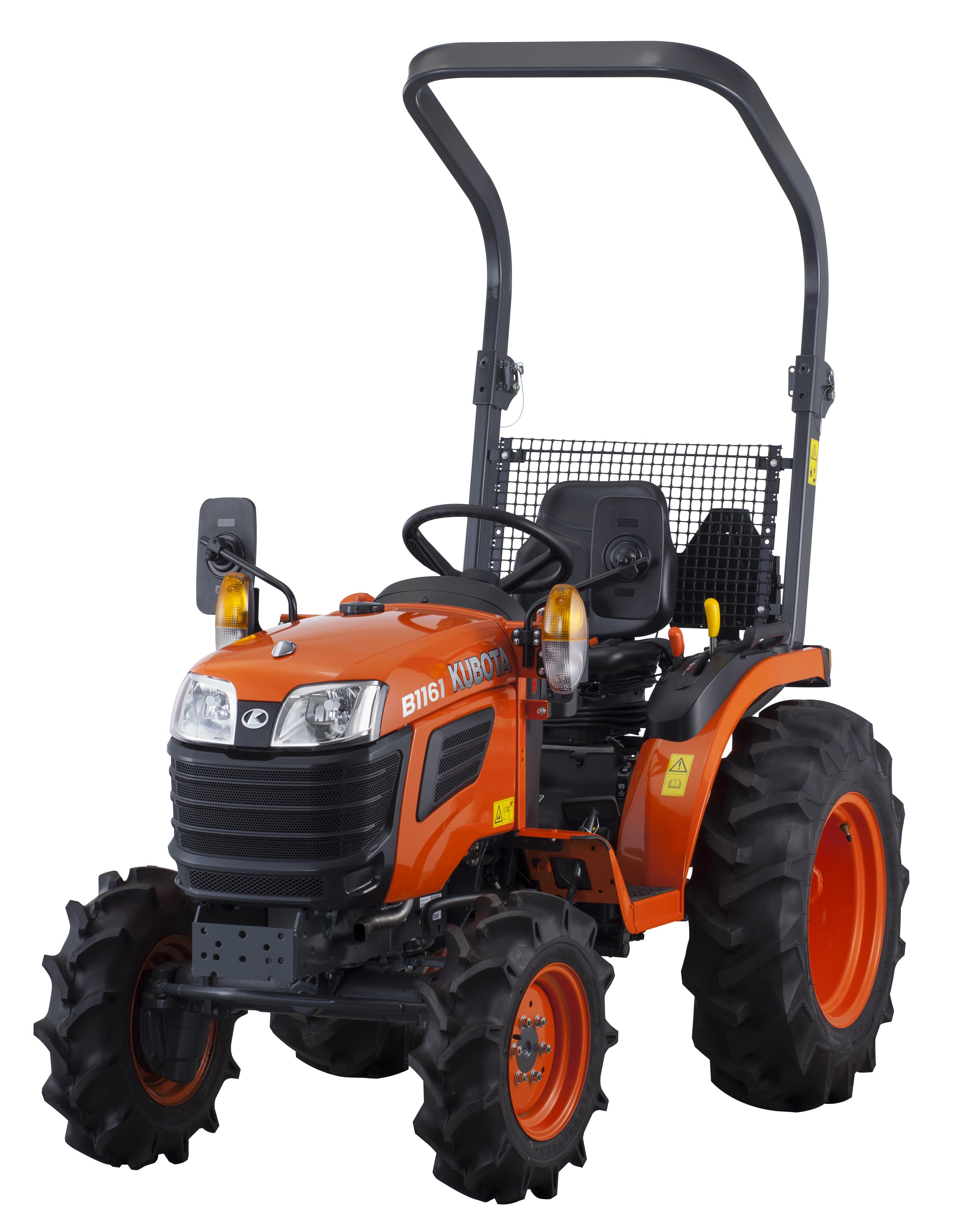 Un micro-tracteur KUBOTA à partir de 8 850 € c'est possible et c'est chez Limagri!!!