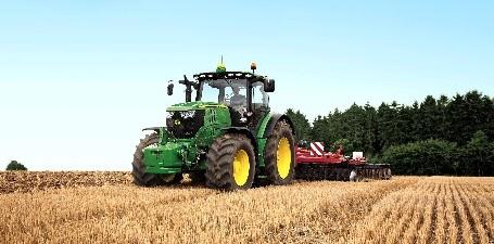 Tracteur John Deere série 6R