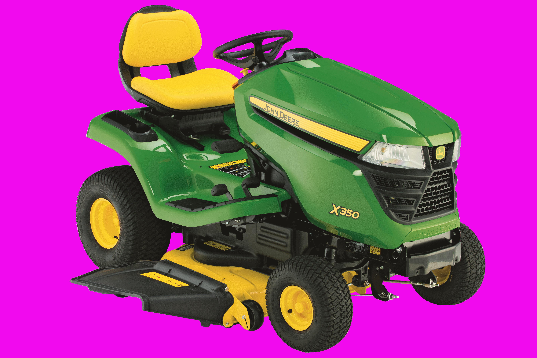 JOHN DEERE X 350