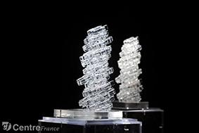 Vida económica - Promodis galardonada con un trofeo de las empresas